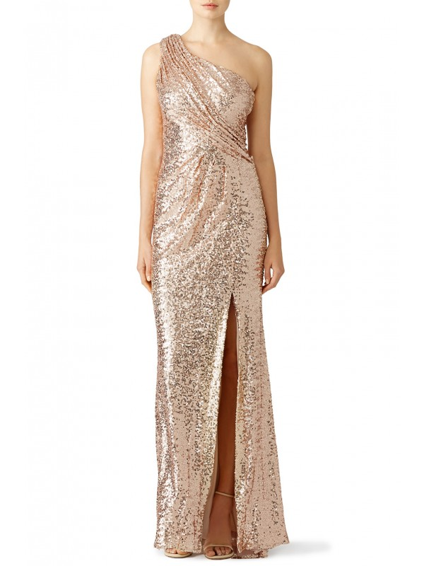 Blush Constellation Gown