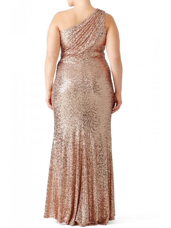 Blush Constellation Gown