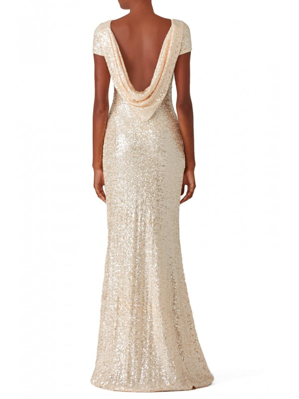 Champagne Award Winner Gown