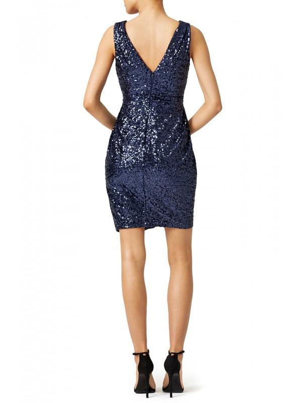 Midnight Glamour Dress