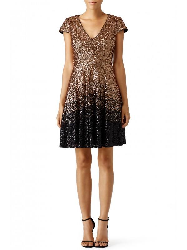 Ombre Natasha Dress