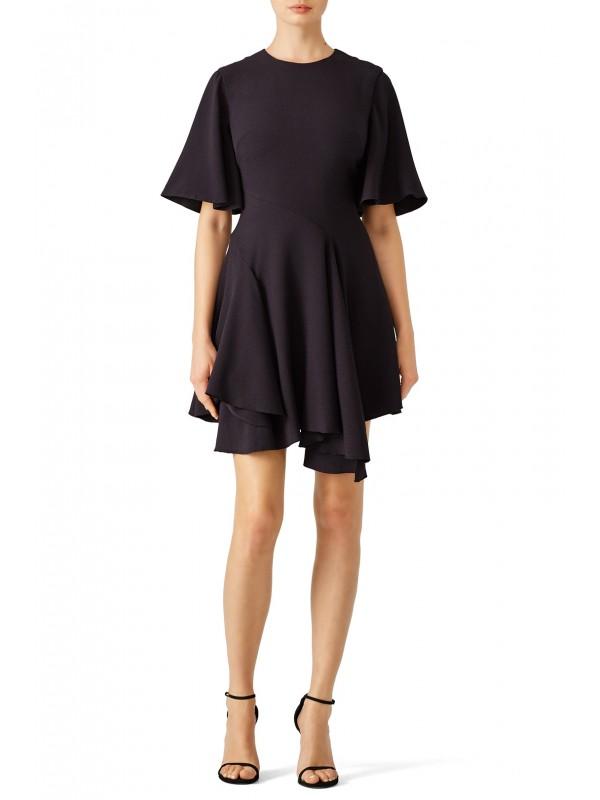 Black Divergent Dress