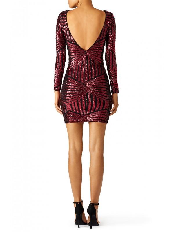 Berry Lola Dress