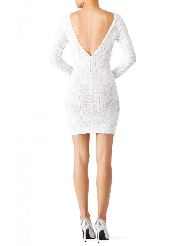White Carlene Dress