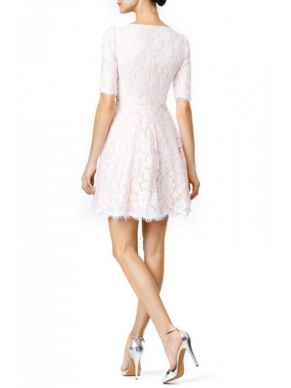 Blushing Envy Dress