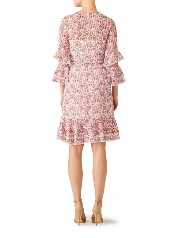 Floral Valley Dress