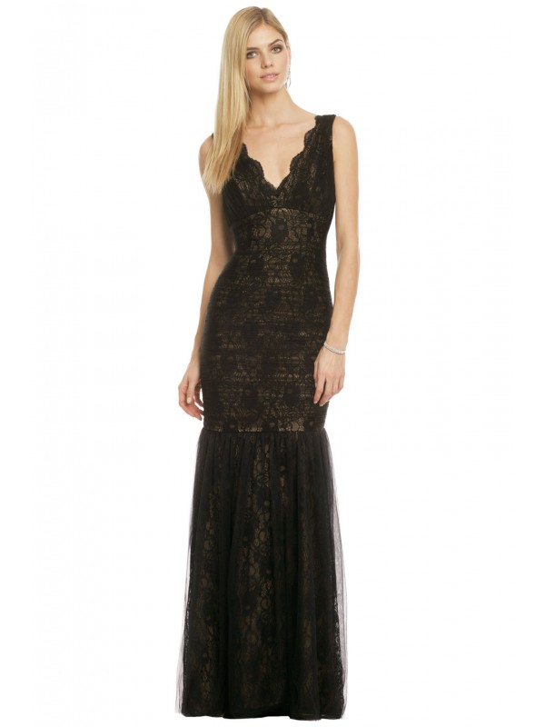 Lusting Over You Gown