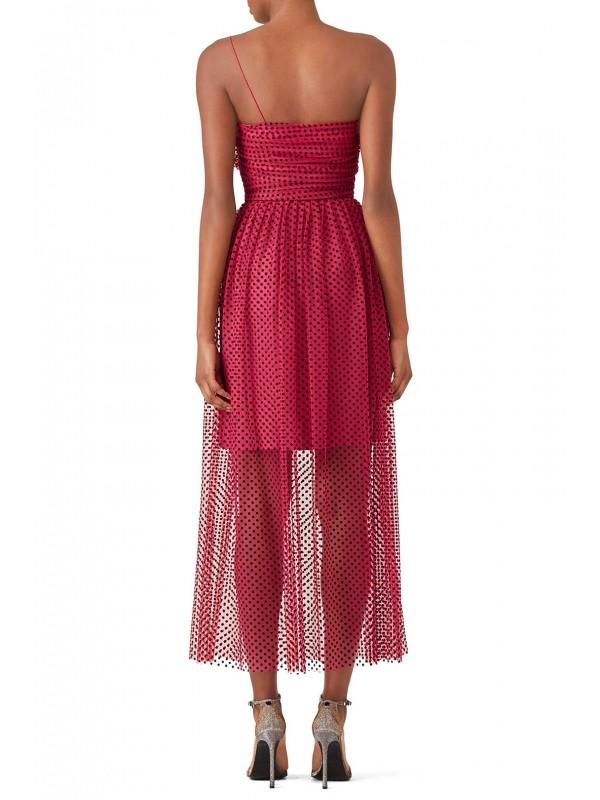 Polka Dot Fantasy Dress