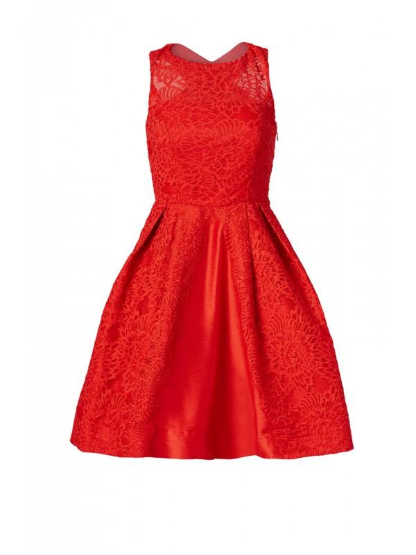 Red Mark Dress