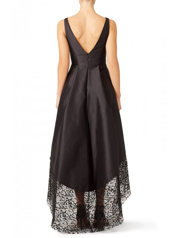 Spiderweb Gown