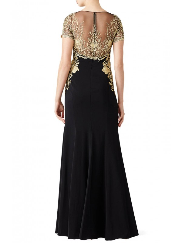 Gilded Gate Sweetheart Gown