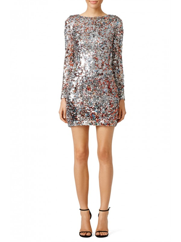 Mini Sequin Pixie Dress