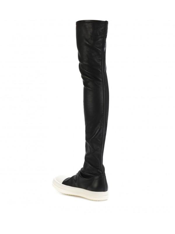 Z OWENS High Sock over keen boot