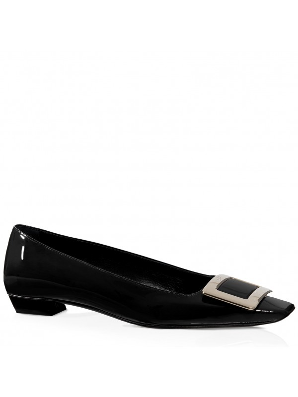VIVIER Belle Vivier Pumps in Patent Leather 2.5CM