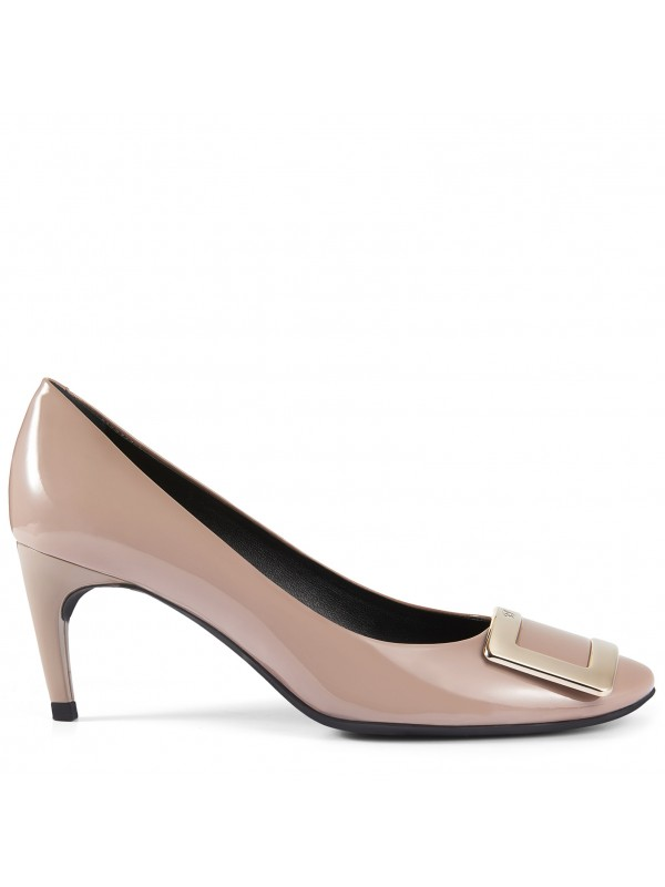 VIVIER Belle de Nuit Pumps in Patent Leather 6.5CM