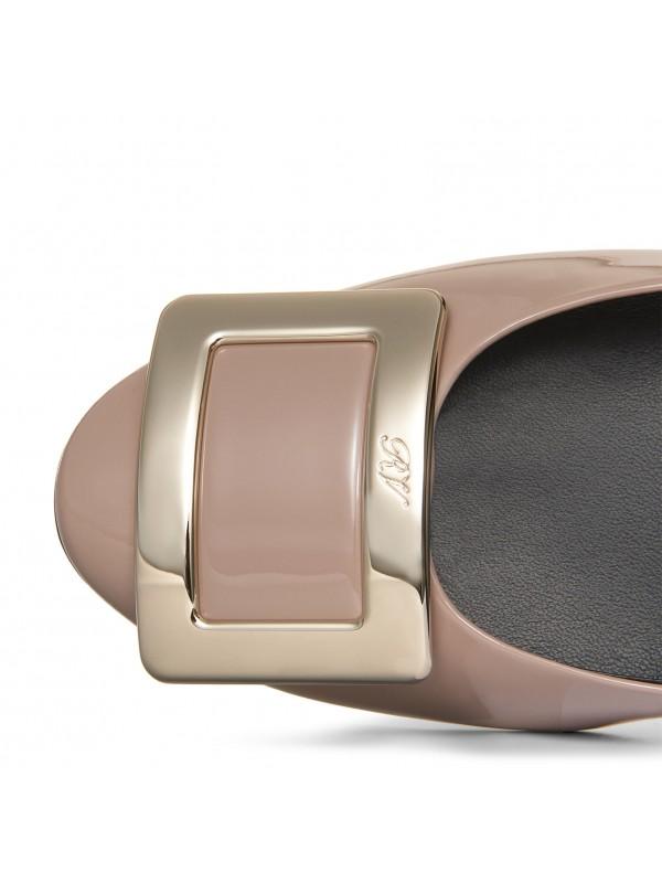 VIVIER Belle de Nuit Pumps in Patent Leather 6.5CM