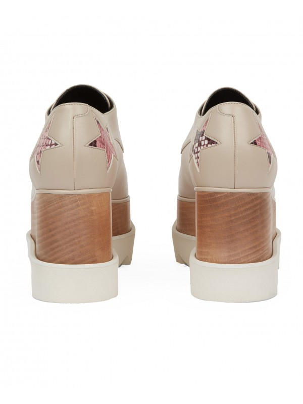 STELLA ELYSE Beige Elyse Star Shoes