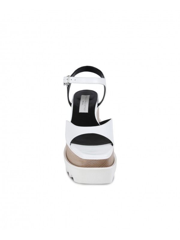 STELLA ELYSE Black Elyse Sandals
