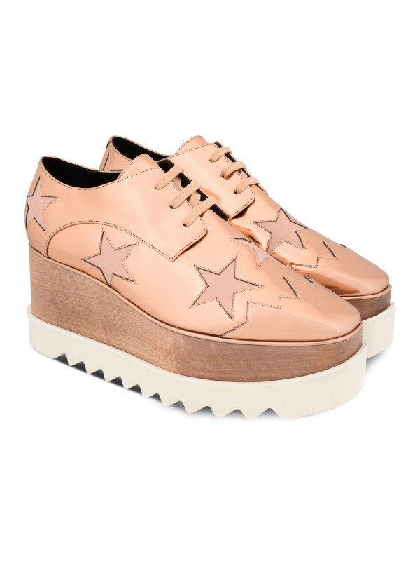 STELLA ELYSE Copper Elyse Star Shoes